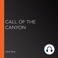 Call Of The Canyon