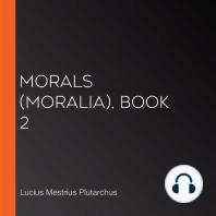 Morals (Moralia), Book 2