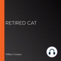 Retired Cat