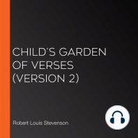 Child's Garden of Verses (version 2)
