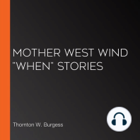 "Mother West Wind ""When"" Stories"
