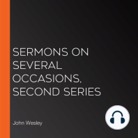 Sermons on Several Occasions, Second Series