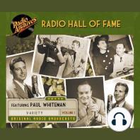 Radio Hall Fame, Volume 1