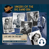 Singers of the Big Band Era, Vol. 1