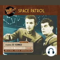 Space Patrol, Vol. 1