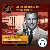 Richard Diamond, Private Detective, Vol. 1