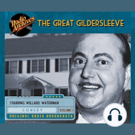 Great Gildersleeve, The, Vol. 1