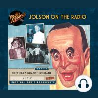 Jolson on the Radio