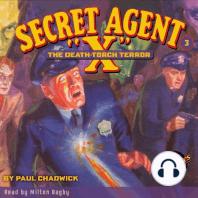 Secret Agent X #3