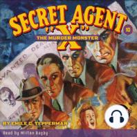 Secret Agent X #10