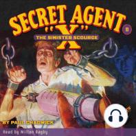 Secret Agent X #11