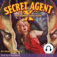 Secret Agent X #15
