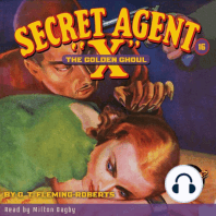 Secret Agent X #16