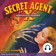Secret Agent X #17