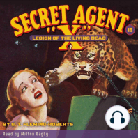 Secret Agent X #18