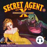 Secret Agent X #20