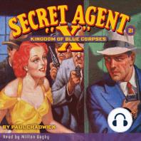 Secret Agent X #21