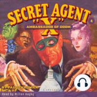 Secret Agent X #4