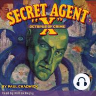 Secret Agent X #7