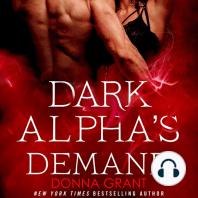 Dark Alpha's Demand