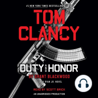 Tom Clancy's Duty and Honor