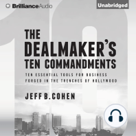 The Dealmaker's Ten Commandments