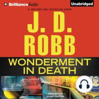 Wonderment in Death