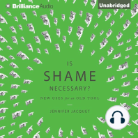 Is Shame Necessary?