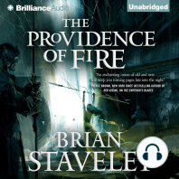 The Providence of Fire
