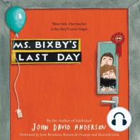Ms. Bixby's Last Day