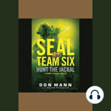 SEAL Team Six: Hunt the Jackal: A Thomas Crocker Thriller