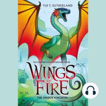Wings of Fire, Book #3: The Hidden Kingdom