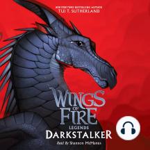 Darkstalker: Wings of Fire: Legends, Book 1