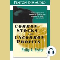 Common Stocks and Uncommon Profits
