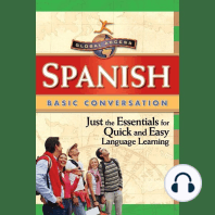 Spanish Basic Conversation