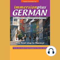 ImmersionPlus German