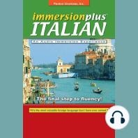 ImmersionPlus Italian