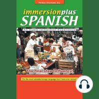 ImmersionPlus Spanish