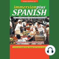 ImmersionPlus Spanish