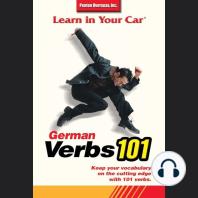 German Verbs 101