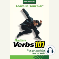 Italian Verbs 101