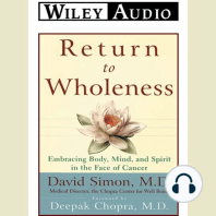 Return to Wholeness