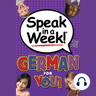 German for You!