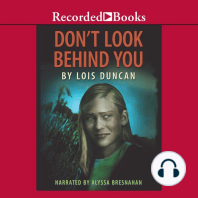 Don't Look Behind You