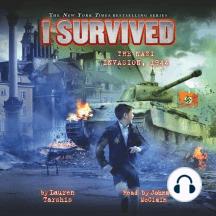 I Survived #09: I Survived the Nazi Invasion, 1944
