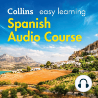 Collins Complete Spanish Audio Course: Language Learning the Easy Way