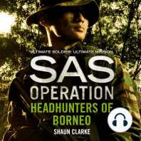 Headhunters of Borneo (SAS Operation)