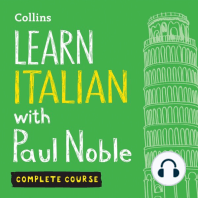 Learn Italian with Paul Noble