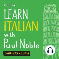 Learn Italian with Paul Noble