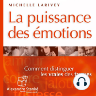 La puissance des émotions